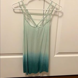 Ombré tank (never worn)